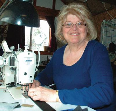 Palouse woman has her business all sewn up