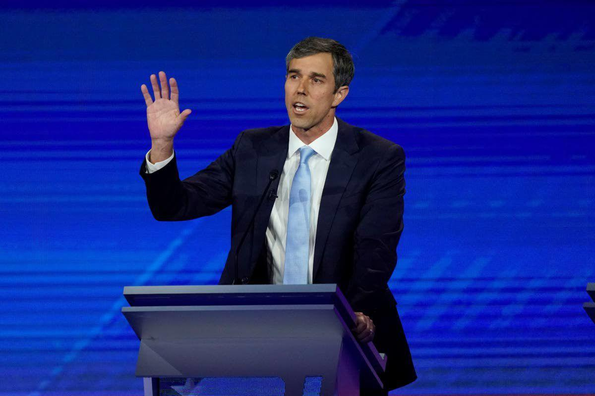 O'Rourke makes waves with message on guns