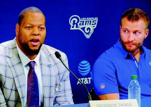 suh rams upside was critical to his decision sports