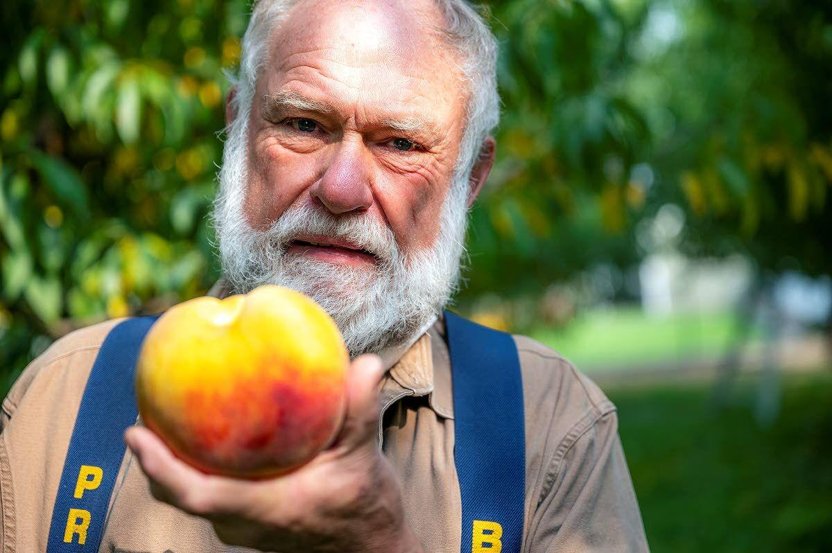 Richard and the giant peach