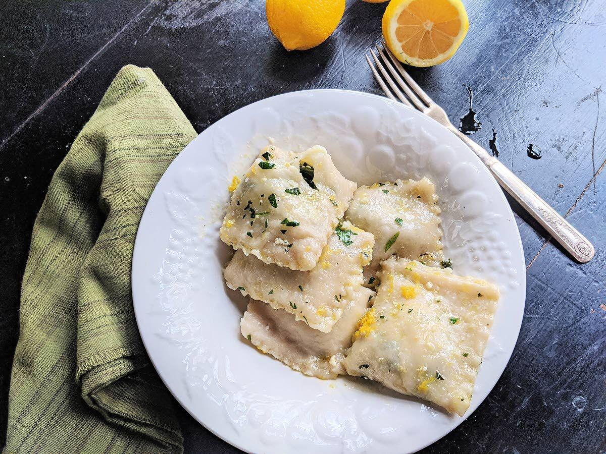 Don't be leery of trying homemade ravioli
