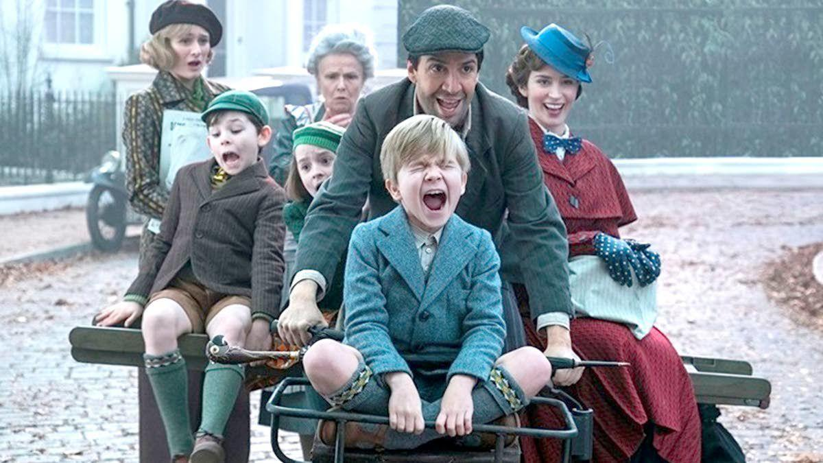 Tune in for Mary Poppins' return