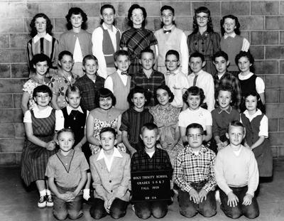 Blast from the Past / 1959: Before the school closed