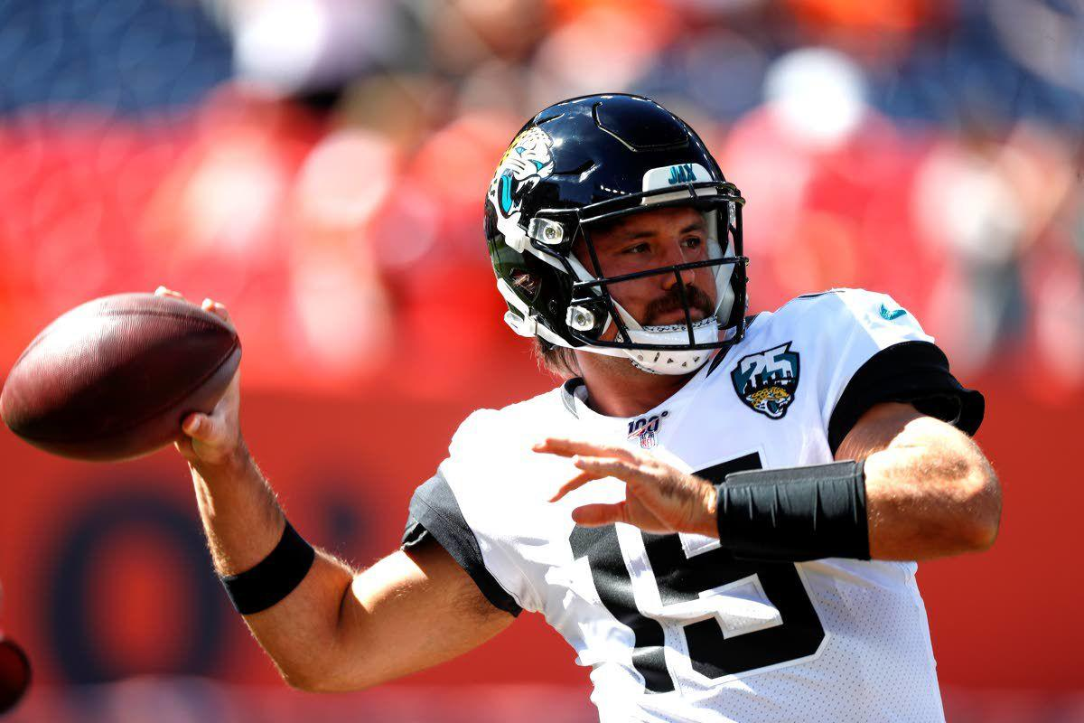 Jags-Panthers: duel of backup QBs