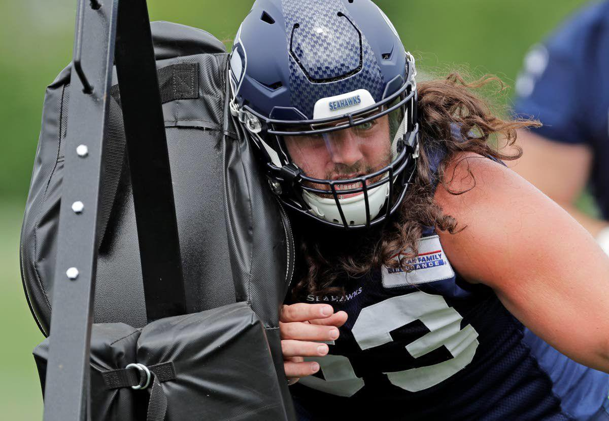 Seahawks O-line not a major concern for a change