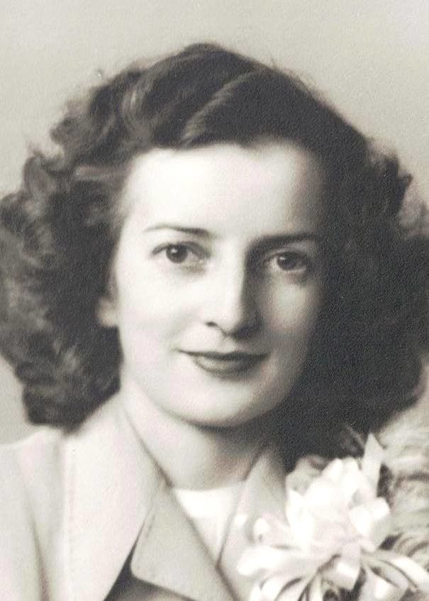 Evelyn June Fowler