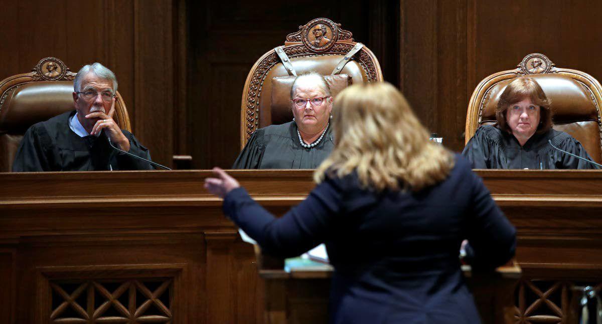 Washington Supreme Court hears testimony on legislative records