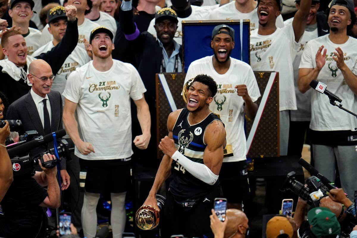 The Buck stops in Milwaukee