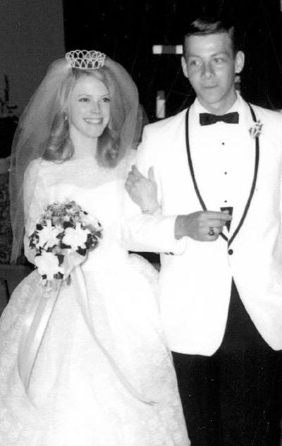 50th: Keith and Carolyn Ausman