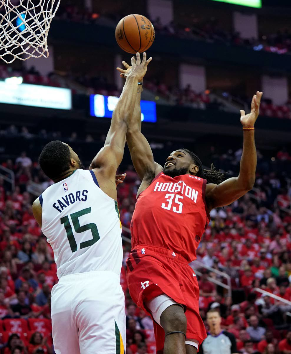 Harden, Rockets Grit Their Way Past Jazz