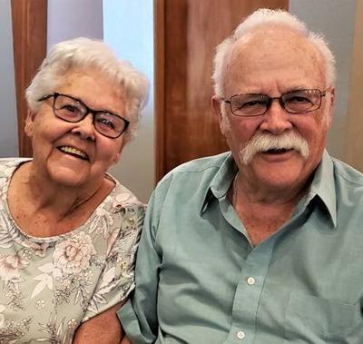 60th: LeRoy and Sylvia Hyatt