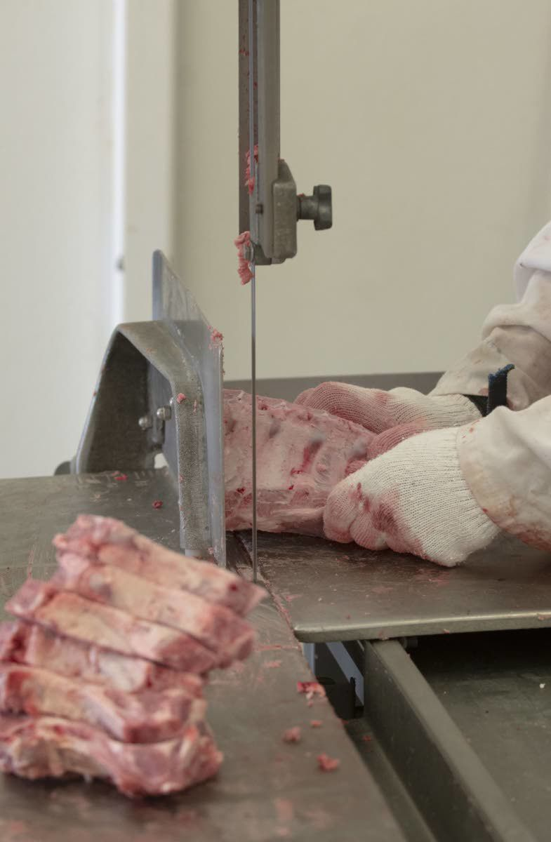 Where's the beef?: Struggles in the meat industry