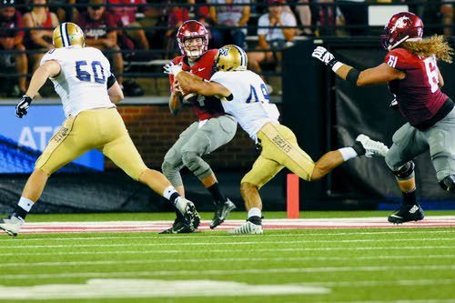 Washington State crushes Montana State football's upset hopes, 31-0