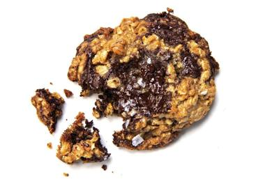In this cookie, chocolate comes in chunks