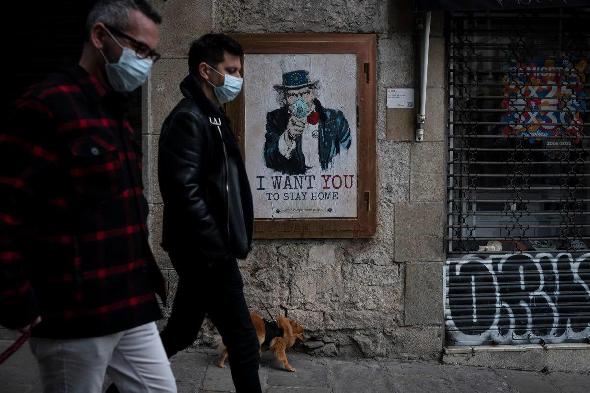 Europe, U.S. struggle with surging coronavirus