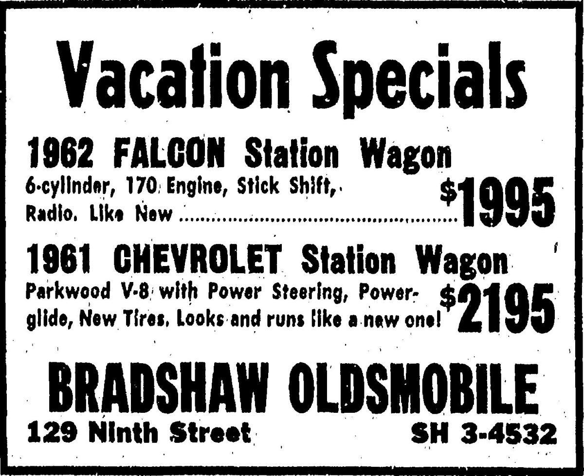 FB 08101963 Bradshaw Oldsmobile.jpg