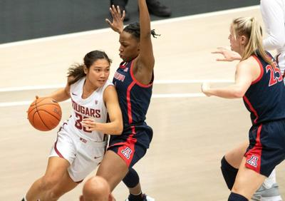 Coug women crack poll for first time ever