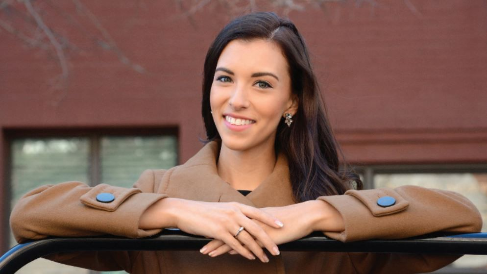 Miss Idaho USA found her calling early