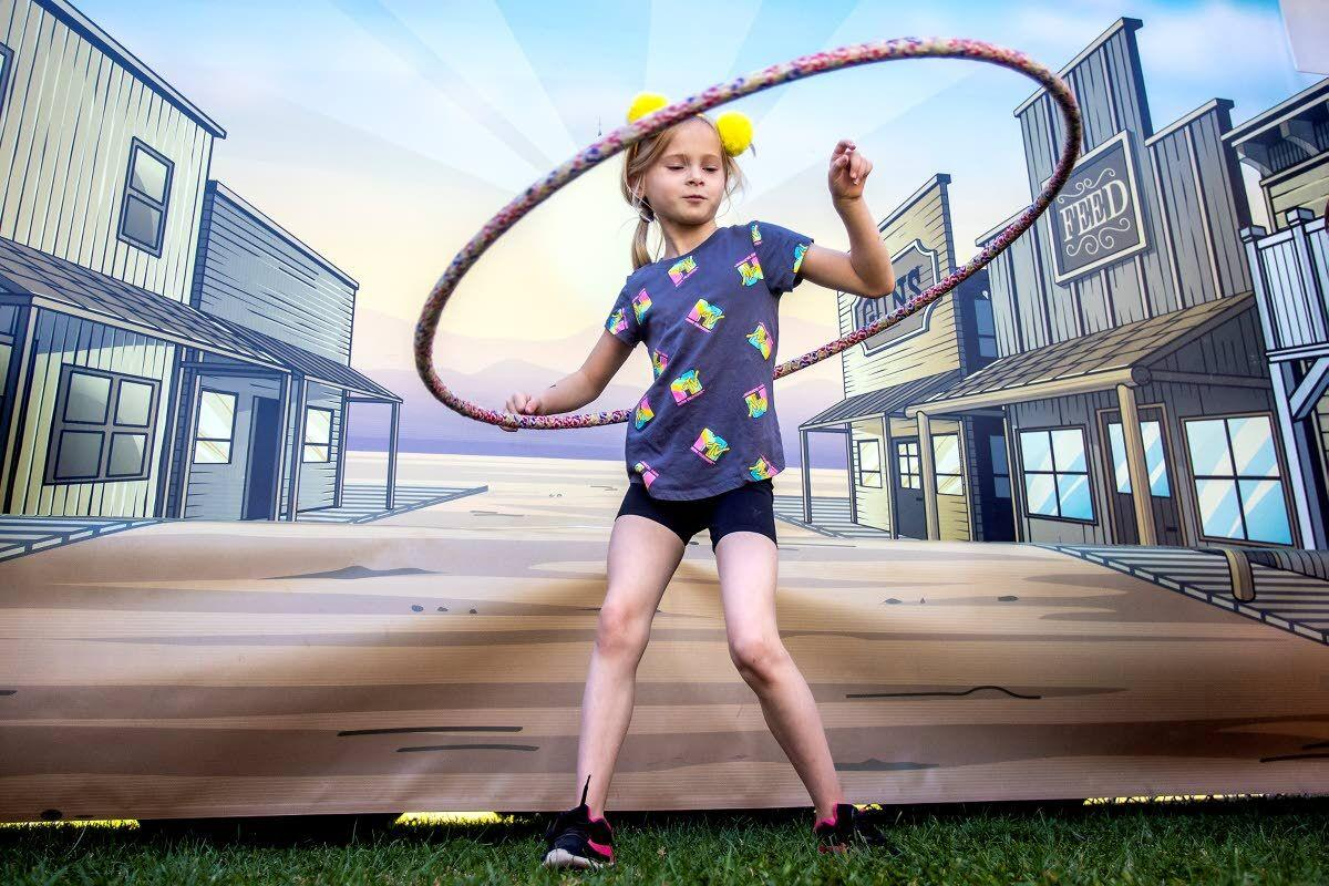 Interactive park aims to show how the West was fun