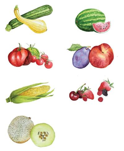Try these tips when choosing fresh produce
