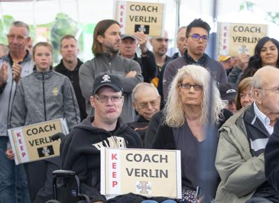 University of Idaho coach's potential violations listed