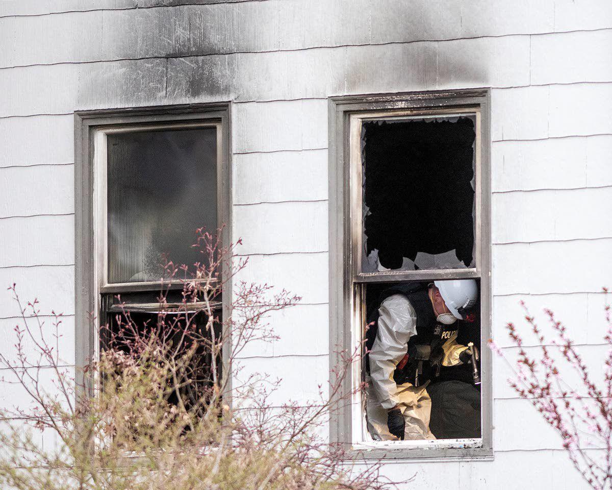 Explosion rocks Lewiston apartment