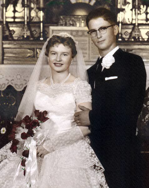 60th: Guy and Mary Kay Jungert