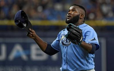 Mariners acquire right-hander Castillo in trade with Rays