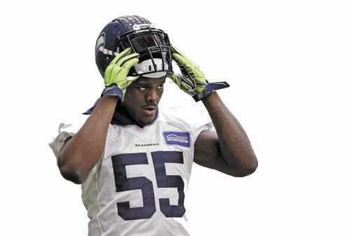 Seattle Seahawks DE Frank Clark attacks teammate Germain Ifedi