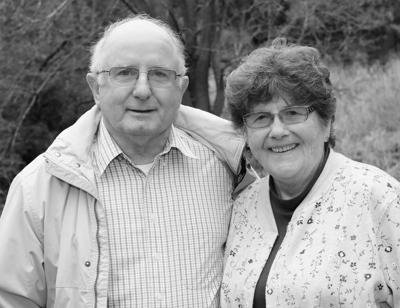 50th: Charlie and Kate Frazier