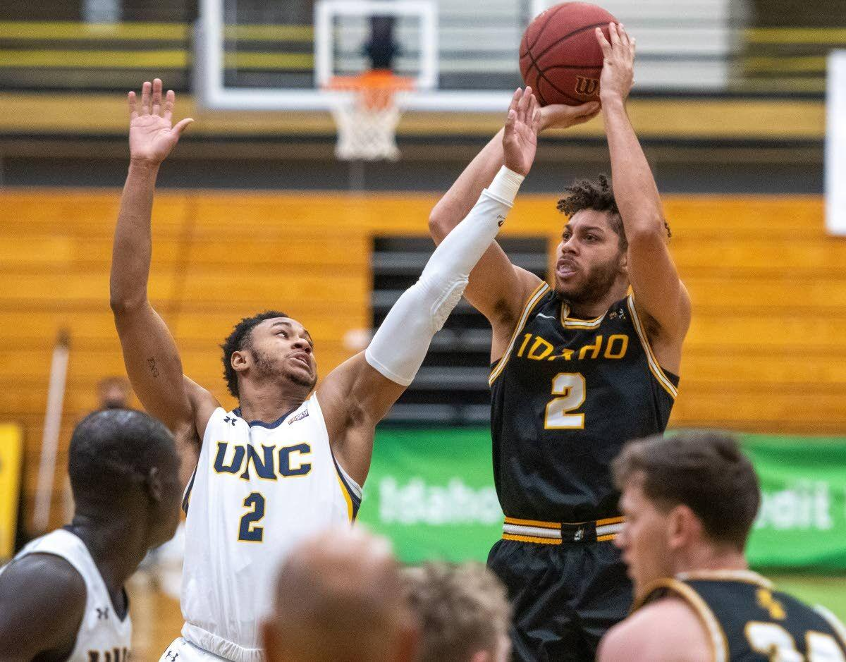 Vandals get burned from the arc, lose to UNC