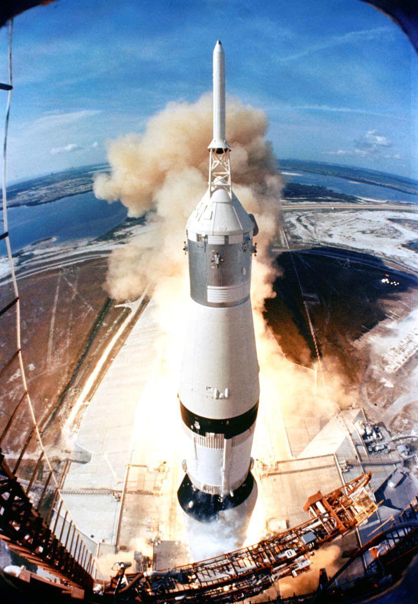 Lunar landing legacy