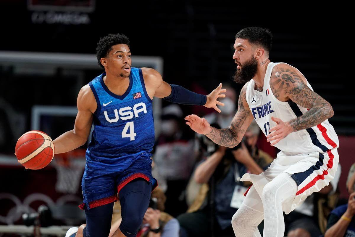 Americans' Olympic men's basketball dominance stopped by France
