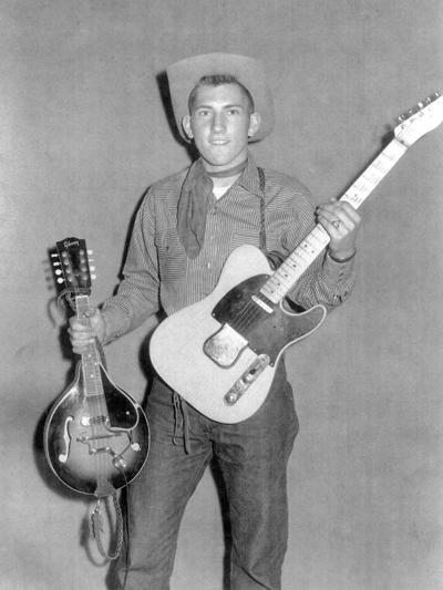 Blast from the Past / 1950s: Have guitar, will travel
