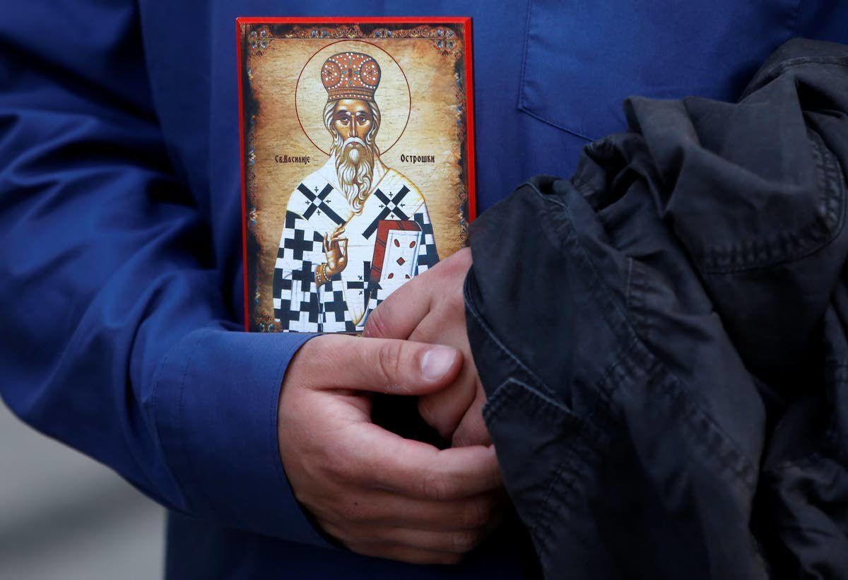Serbia-Montenegro tensions escalate amid church dispute