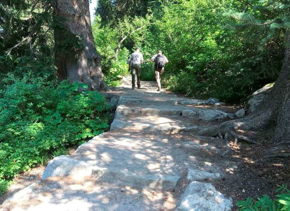 Teton park's beloved Jenny Lake is reborn