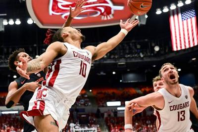 Cougs release nonconference schedule