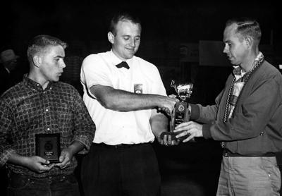Blast from the Past / 1961: FFA livestock judging contest awards