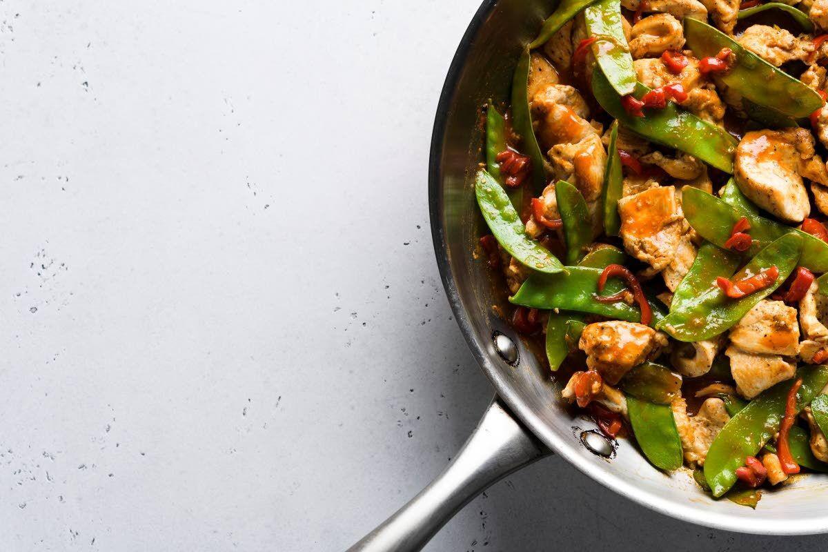 Powerhouse ingredients amp up mild chicken