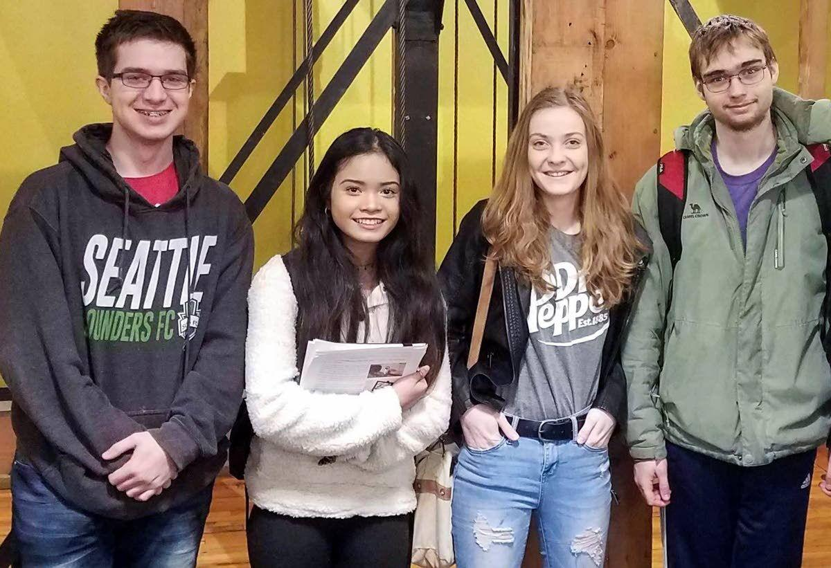 Team wins competition sponsored by NASA