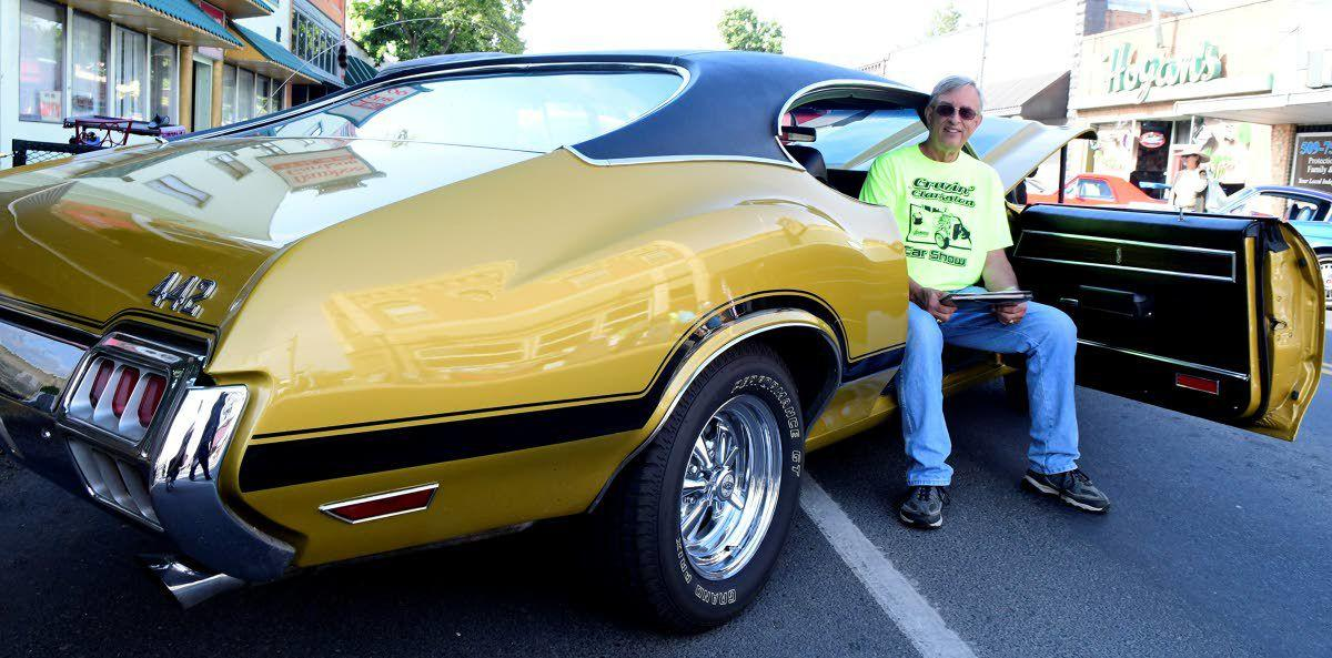 Car show draws crowd to Clarkston