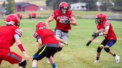 Prairie's the team to beat