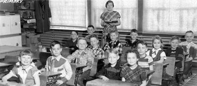 Blast from the Past / 1950: Ready to learn in Asotin