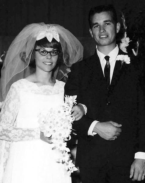 50th: Joe and Sherry Pearson