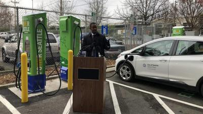 Electric cars will challenge state power grids