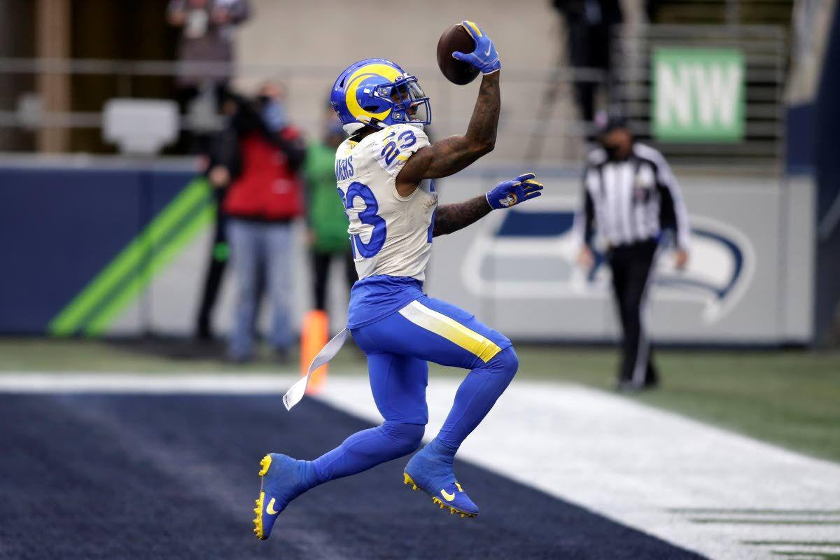 Rams get better of division rivals, toppling Seahawks