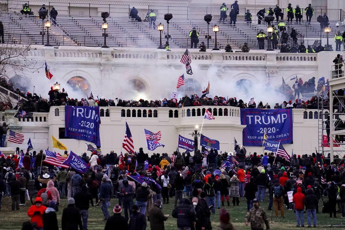Supporters' words may haunt Trump