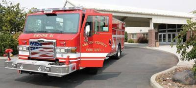 Asotin County Fire District to put levy increase on the ballot