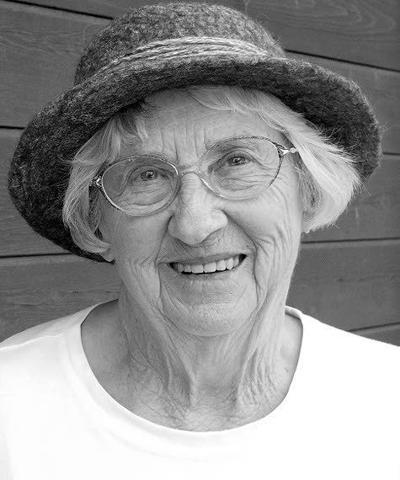 Arlene Scott, 90