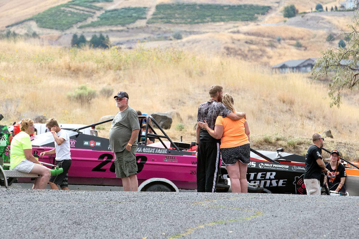 Jet boat races canceled after fatality